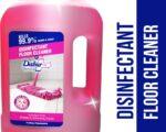 Dabur Sanitize Disinfectant Floor Cleaner Floral Fragrance
